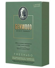 Набір Estel Genwood Fresh & GO (шампунь, дезодорант, спрей для ніг, шкарпетки Alpha Нomme) GW/HH