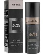 Масло для волос и бороды Estel Alpha Homme AH/BOIL50