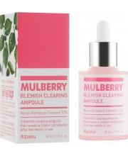 Сыворотка для проблемной кожи лица APieu Mulberry Blemish Clearing Ampoule