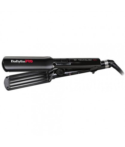 Щипцы-гофре для укладки волос Babyliss PRO 38 мм