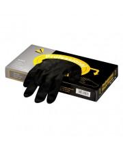 Рукавички Professional Black Comair латекс маленькі, 20 шт 3011911