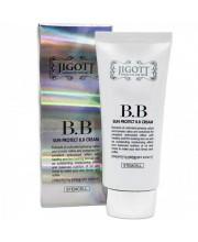 Солнцезащитный BB крем Jigott Sun Protect BB Cream SPF41 PA++ 50 мл