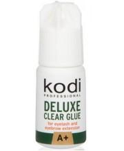 Клей для ресниц Deluxe Clear A+ Kodi Professional, 5 г
