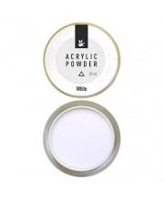 Акриловая пудра F.O.X Acryl Powder White