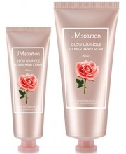Набір кремів для рук JMsolution Glow Luminous Flower Hand Cream Rose