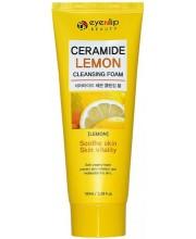 Пенка для умывания с керамидами и экстрактом лимона Eyenlip Ceramide Lemon Cleansing Foam
