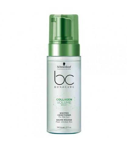 Кондиціонер-мус для розкішного об'єму волосся Schwarzkopf BC Collagen Volume Boost