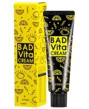 Освежающий и увлажняющий витаминный крем для лица APieu Bad Vita Cream