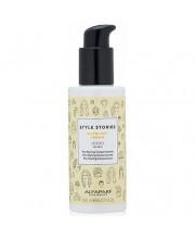 Крем для захисту волосся під час сушіння Alfaparf Style Stories