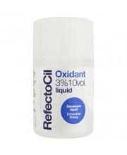 Оксидант рідкий 3% RefectoCil, 100 мл
