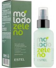 """Мист для лица """"Живая вода"""" с хлорофиллом Estel Molodo Zeleno MZ/W100"""