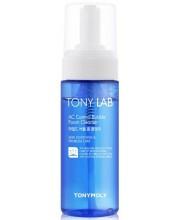 Киснева пінка для обличчя Tony Moly Tony Lab AC Control Bubble Foam Cleanser