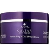 Маска увлажняющая с экстрактом Черной икры без сульфатов Alterna Caviar Anti-Aging Replenishing Moisture Masque