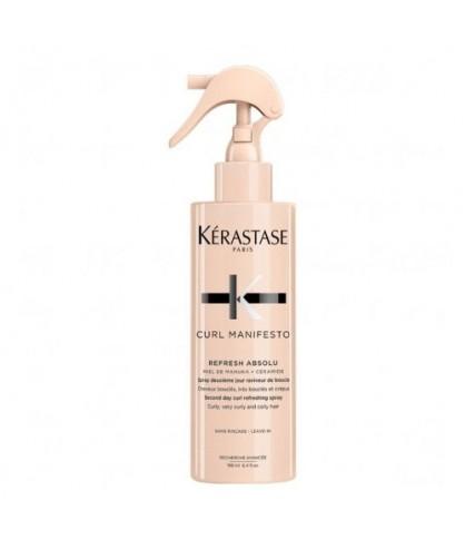 Освежающий спрей для кудрявых волос Kerastase Curl Manifesto Refresh Absolu 190 мл