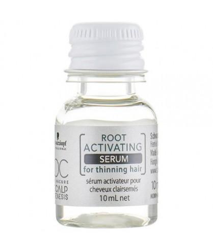 Сироватка для активації росту волосся Schwarzkopf Scalp Genesis Root Activating Serum