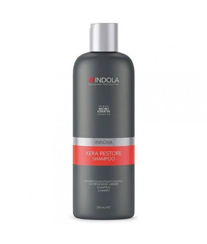 Шампунь для волосся Кератинове Відновлення Indola Kera Restore