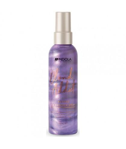 Спрей нейтралізуючий жовтизну Indola Blond Addict Ice Shimmer Spray