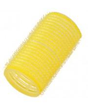Бігуді-липучка Comair жовті 32 мм, 12 шт 3011888