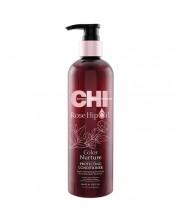 Кондиционер восстанавливающий с маслом шиповника CHI Rose Hip Oil Conditioner