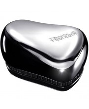 Расческа Tangle Teezer Compact Styler Silver Chrome