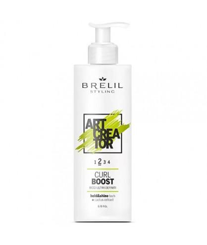 Крем для вьющихся волос Brelil Art Creator Curl Boost 2