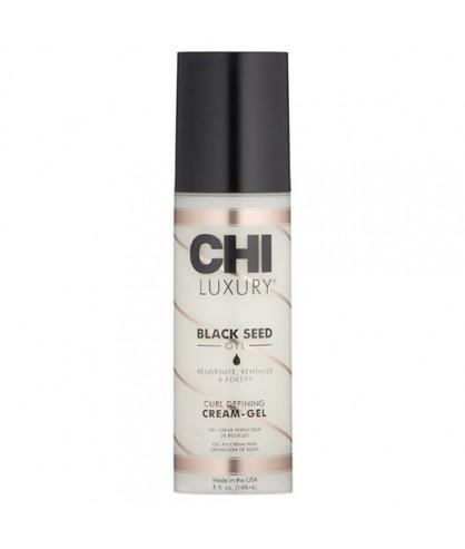 Зволожуючий крем-гель для кучерів CHI Luxury Black Seed Oil Cream-Gel