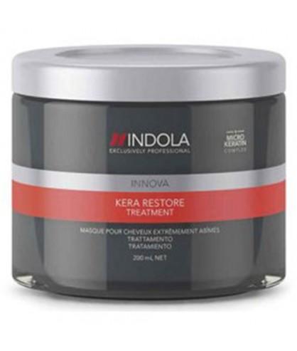 Маска для волос кератиновое восстановление Indola Innova Kera Restore