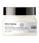Маска для предупреждения металлических накоплений в волосах LOreal Anti-deposit Protector 250 мл