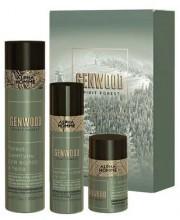 Набір Estel Genwood fresh (шампунь, дезодорант антиперспірант, спрей для ніг) GW/FR