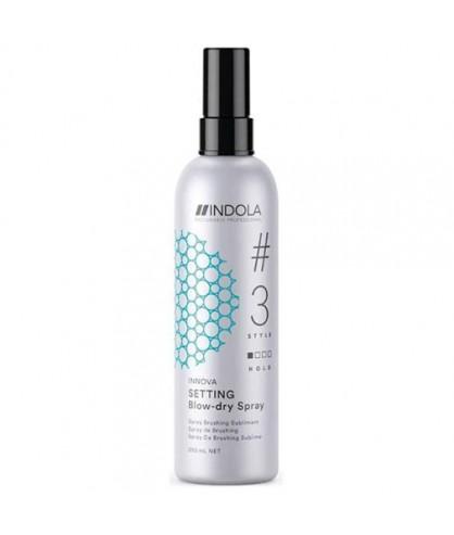 Спрей для сушки феном Indola Innova Setting Blow-dry Spray