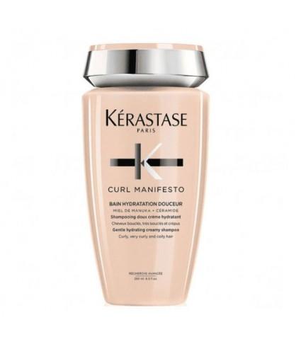 Шампунь питательный для кудрявых волос Kerastase Curl Manifesto Bain Hydratation Douceur