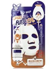Тканевая маска для регенерации кожи Elizavecca EGF Deep Power Ringer Mask