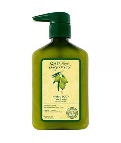 Кондиціонер для волосся і тіла CHI Olive Organics Hair and Body Conditioner