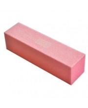 Баф для маникюра - розовый 80/100 мм Niegelon 0574
