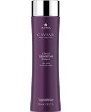 Шампунь для интенсивного повышения густоты волос с экстрактом Черной икры Alterna Caviar Anti-Aging Clinical Densifying Shampoo