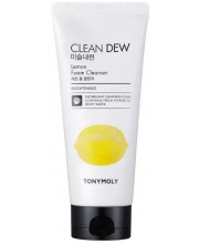 Пенка для умывания с экстрактом лимона Tony Moly Clean Dew Foam Cleanser Lemon