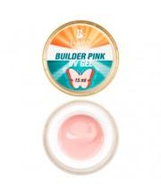 Моделирующее желе F.O.Х Gele Builder Gel Pink 1