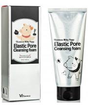 Пенка для умывания и очистки пор Elizavecca Milky Piggy Elastic Pore Cleansing foam