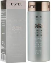 Пудра для створення об'єму волосся Estel Alpha Homme AH/P8