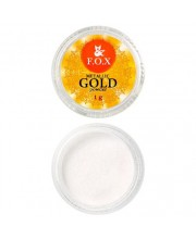 Дзеркальна пудра F.O.X Metalic Mirror Powder Gold, 1г