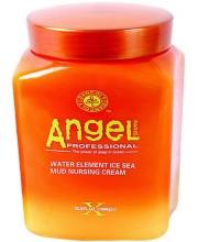 Крем живильний для волосся з замороженою морською грязью Angel Professional