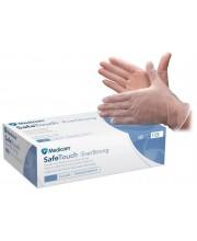 Перчатки виниловые без пудры Medicom размер XL 100 шт (1129-D)