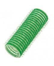 Бигуди-липучка Comair зеленые 21 мм, 12 шт 3011885