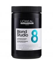 Пудра для осветления волос LOreal Blond Studio Powder