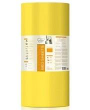 Одноразові простирадла Etto 0.6х500 м, жовті