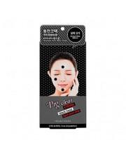 Точечные патчи для очищения пор Pig Nose Clear Strong Blackhead Spot Pore Strip
