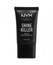 Засіб проти блиску шкіри NYX Shine Killer, 20 мл