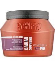 Маска с икрой для окрашенных волос Kay Pro Special Care Caviar 500 мл