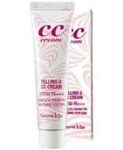 Легкий СС-крем Secret Key Telling U CC Cream SPF50 + Pa +++