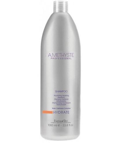Увлажняющий шампунь для волос FarmaVita Amethyste Hydrate Shampoo